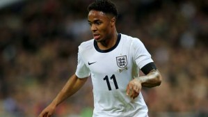 Sterling is now a full England international  (Photo by Clive Rose/Getty Images)