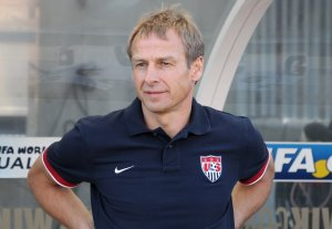 Could this be a defining tournament for Klinsmann  (Image from Getty)