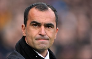 Not a great week for Roberto Martinez (Image from Getty)