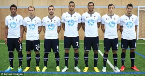 The Summer of Seven For Spurs  (Image from Action)