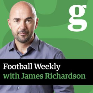 The Guardian Football Weekly podcast is one of the best (Image from Guardian)