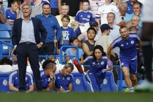 Mourinho has stood by his criticism of his medical team (Image from AFP)