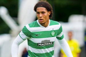 Southampton are eyeing a move for Van Dijk  (Image from Getty)