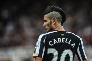 Remy Cabella failed to make the grade at Newcastle (Image from Getty)