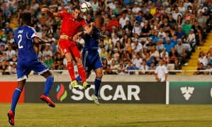 Bale does it again (Image from Reuters)