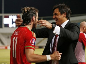 On the Brink - Wales edge towards qualification (Image from PA)