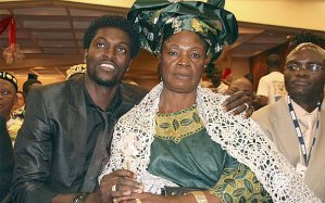 Adebayor's troubled relationship with his family has caused off field problems  (Image from Getty)