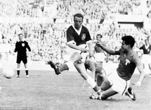 World Cup 1958 was the last time Wales played in an international tournament (Image from Getty)