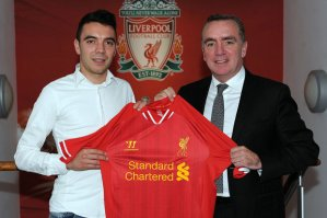 Iago Aspas - One of Rodgers flop signings  (Image from Getty)