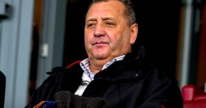 Jimmy Calderwood is one of several names linked with the Dundee United job  (Image from PA)