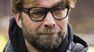 One eye on the Liverpool job - Jurgen Klopp  Image from Getty)