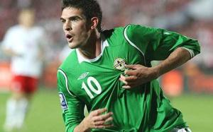 The Unlikely Hero - Kyle Lafferty (Image from Getty)