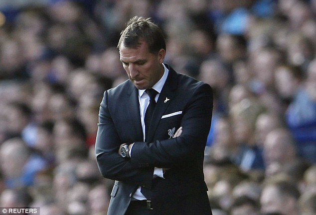 Liverpool's search for a new manager is one as Rodgers is sacked (Image from Getty)