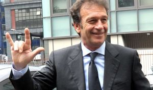 Controversial owner Cellino has been banned yet again  (Image from Getty)