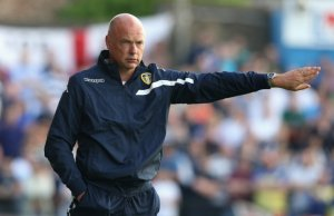 Sacked - Uwe Rosler  (Image from Getty)