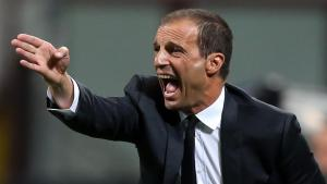 Juventus start to the season has been less than impressive yet Allegri is not under the microscope like Mourinho  (Image from ANSA/MATTEO BAZZI)