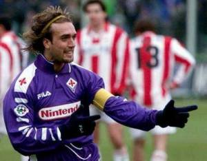 Gabriel 'Batigol' Batistuta (Image from Getty)