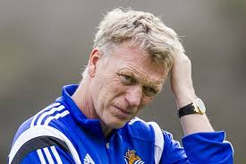 What now for Moyes? (Image form Getty)