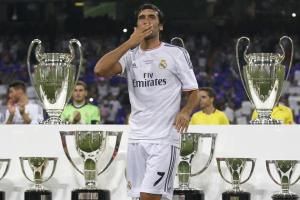 A fond farewell to a club legend - Raul departs Madrid  (Image from AFP)