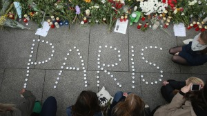 The events in Paris on Friday night have shocked the world (Image from Getty)