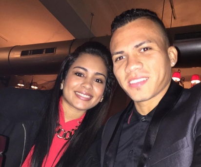 arnold peralta and wife