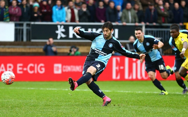 Wycombe Wanderers v Aston Villa - The Emirates FA Cup Third Round