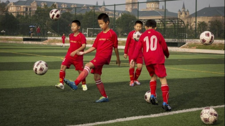 China-Soccer-Football-Development-Reform-Plan-Xi-Jinping-Youth-Soccer