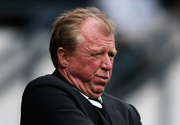 McClaren out after nine problematic months (Image from Getty)