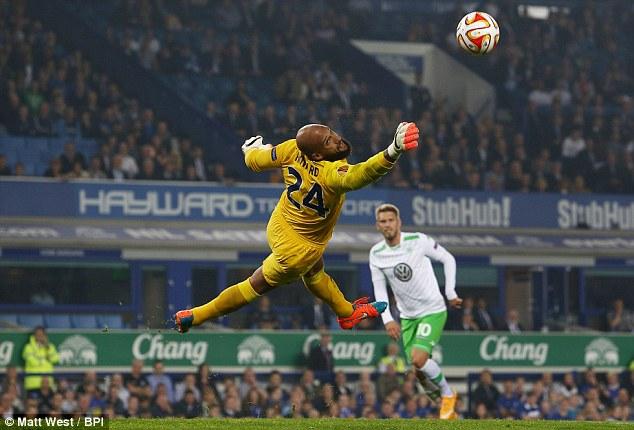 1411565199132_wps_54_Everton_goalkeeper_Tim_Ho