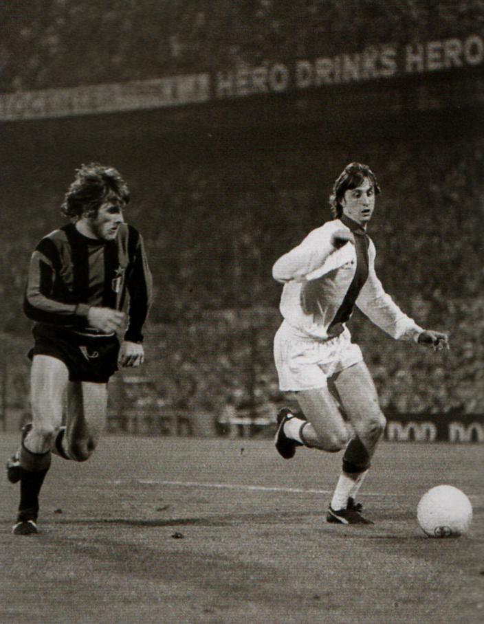 Ajax Inter 1972