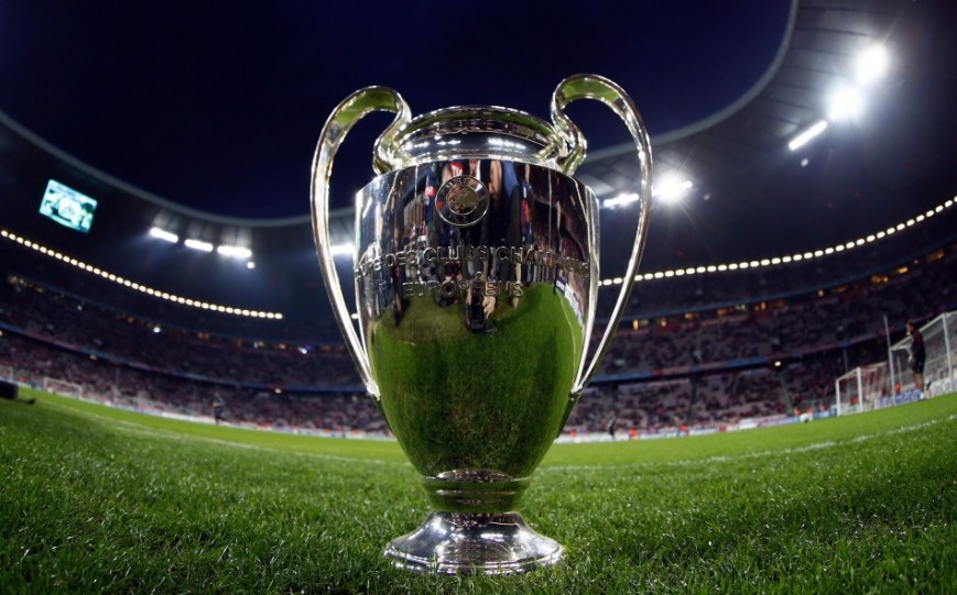 The Super League would mean the end of the Champions League (Image from getty)