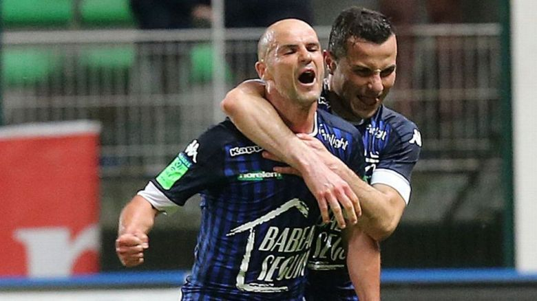 Troyes secured promotion by beating Lorient in a two legged play off (Image from Tumblr)
