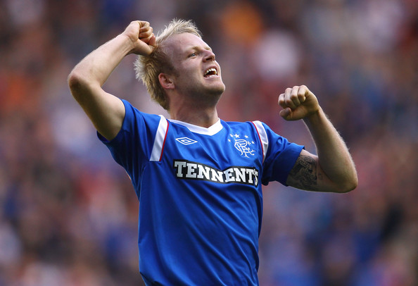 Ibrox return for Steven Naismith? (Image from Tumblr)