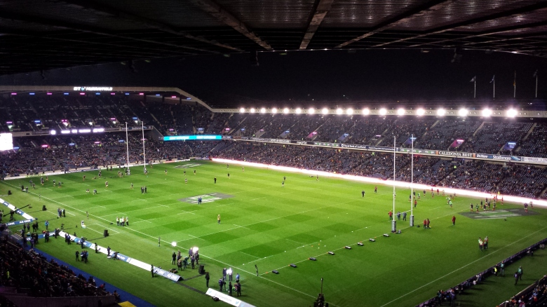 Murrayfield - the new home of Scottish football? (Image from Tumblr)