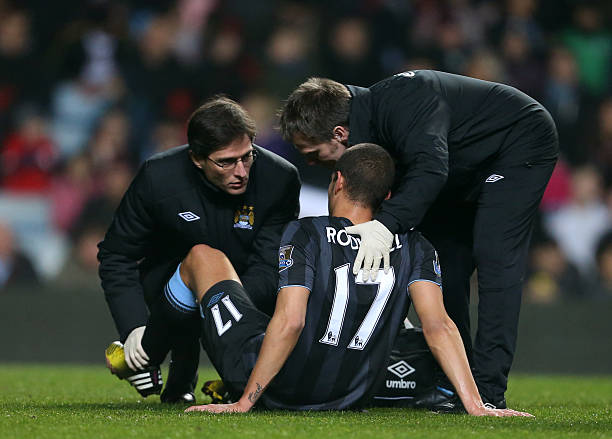 Rodwell's career has been ravaged by injuries (Image from Tumblr)