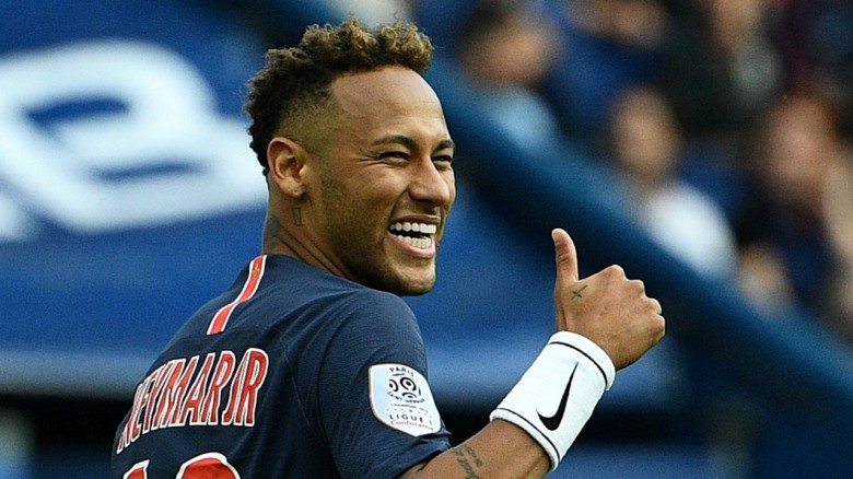 Back in the Limelight - Neymar joined PSG to be the focal point (Image from Tumblr)
