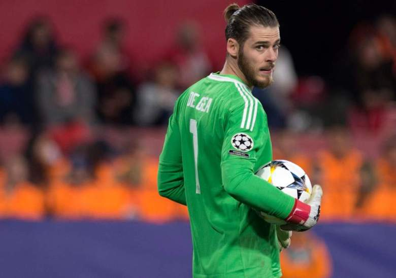 The De Gea contract situation is a real conundrum for United's management (Image from Tumblr)