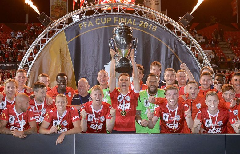 Changes to the finals format could have a positive effect on the FFA Cup (Image from Tumblr)