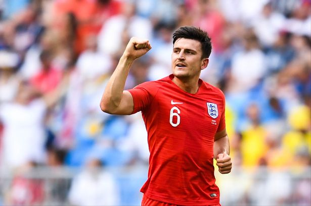 Maguire played a pivotal role for England at the last World Cup (Image from Tumblr)