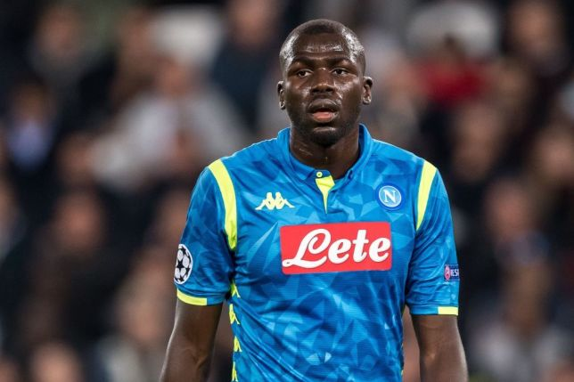 A cheaper alternative? Napoli's Kalidou Koulibaly (image from Tumblr)