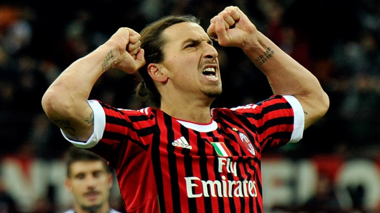 Will Milan be split further by a war for Zlatan? (Image from Tumblr)