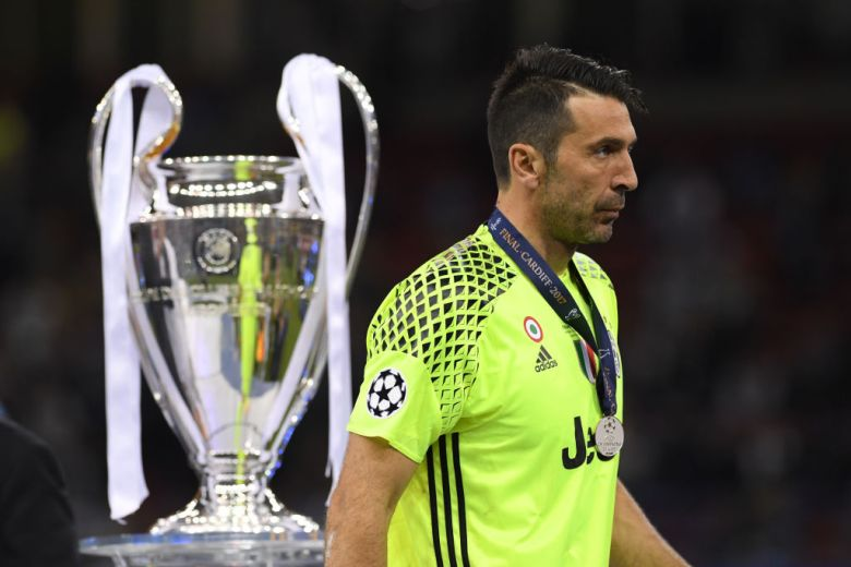 One more chance for Buffon in the Champions League (Image from Tumblr)
