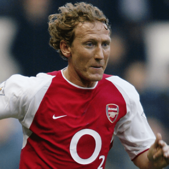 The Romford Pele - Ray Parlour (Image from Tumblr)