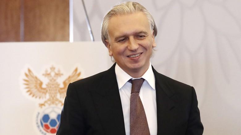 RFU President Alexander Dyukov (Image from Tumblr)