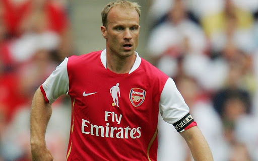 The legendary Dennis Bergkamp (Image from Tumblr)